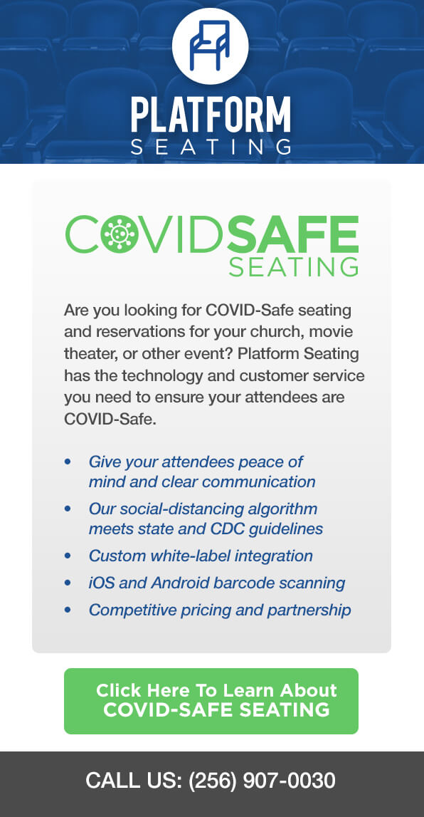 Covid Safe Seating